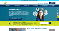 Desktop Screenshot of k12.com